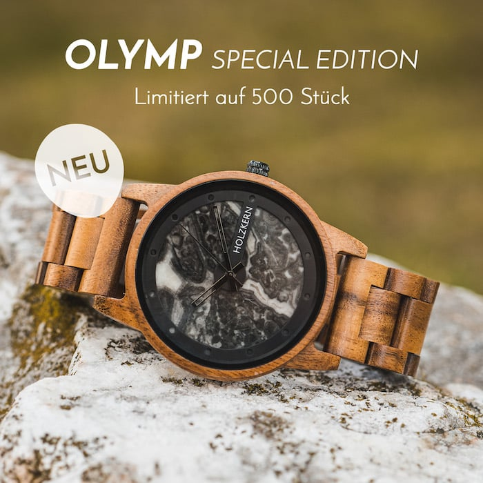 Olymp Special Edition Neuigkeitenslider DE