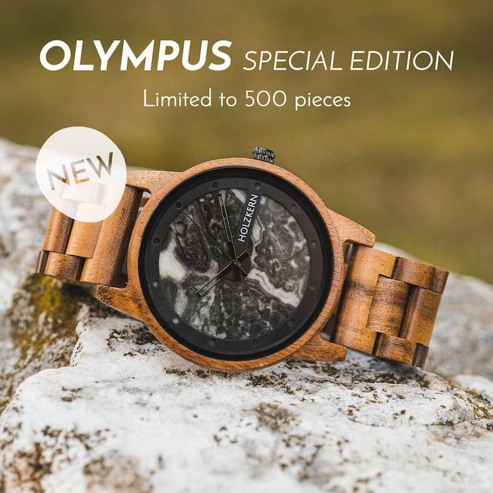 Olymp Special Edition Neuigkeitenslider EN