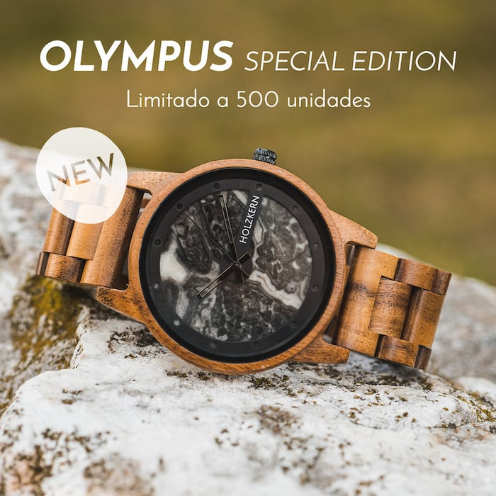 Olymp Special Edition Mainslider ES