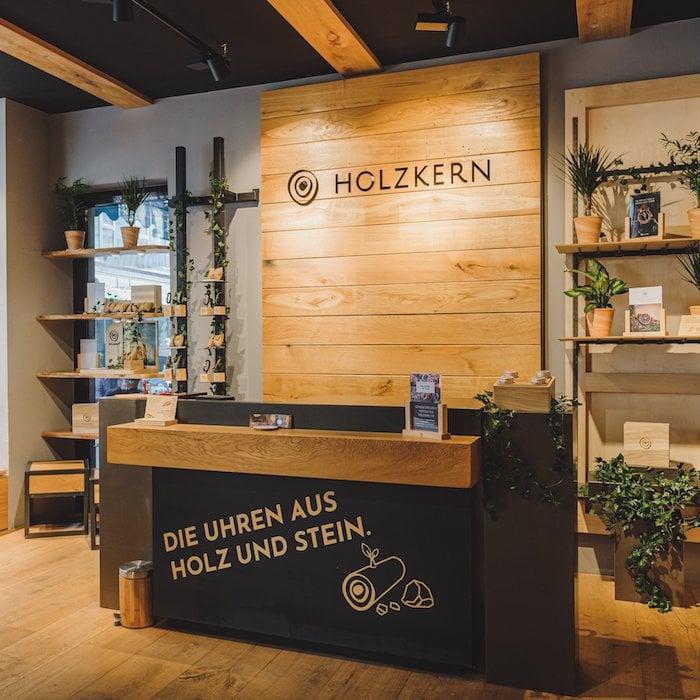 Holzkern Pop Up Store München Slider 1