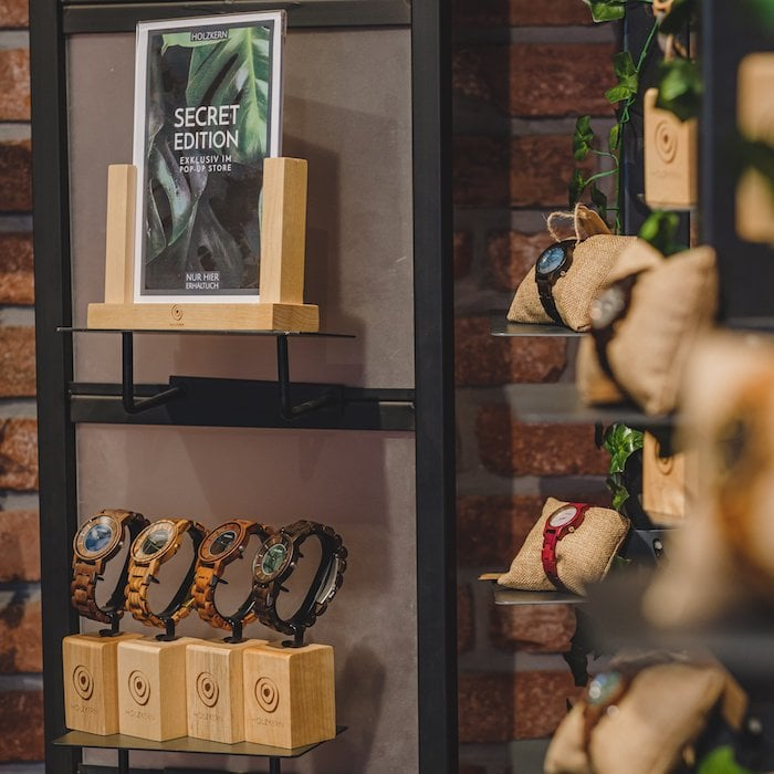 Holzkern Pop Up Store München Slider 3