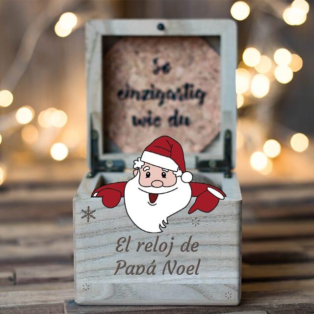 Uhr vom Weihnachtsmann 2019 Slider ES 1