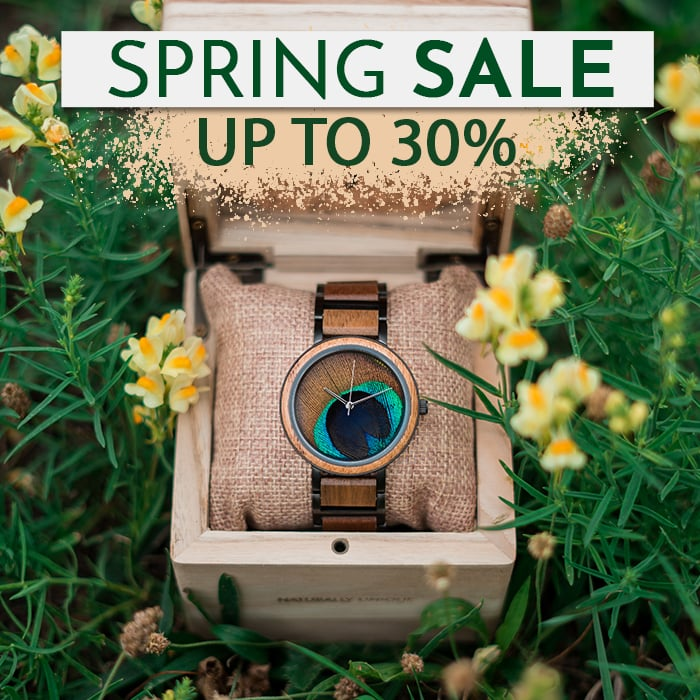 Spring Sale Trend Slider World