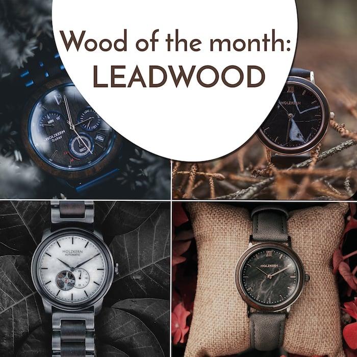 Holz des Monats Leadwood Neuigkeiten Slider EN