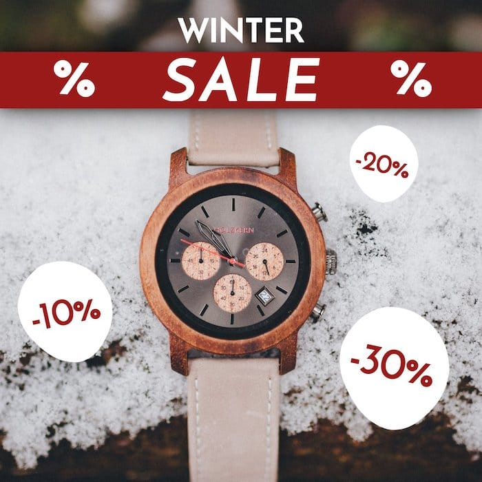 Holzkern Trend DE 16 Winter Discount