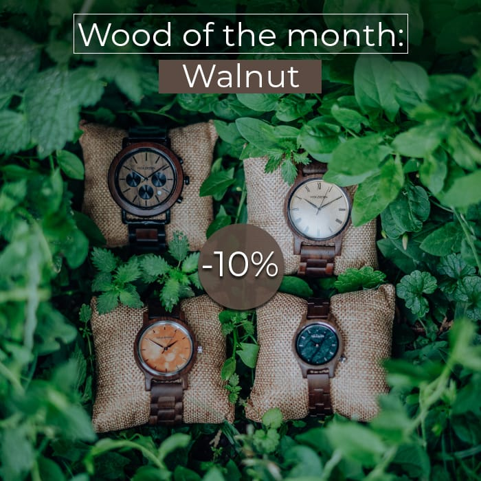 Wood of the month: Walnut!