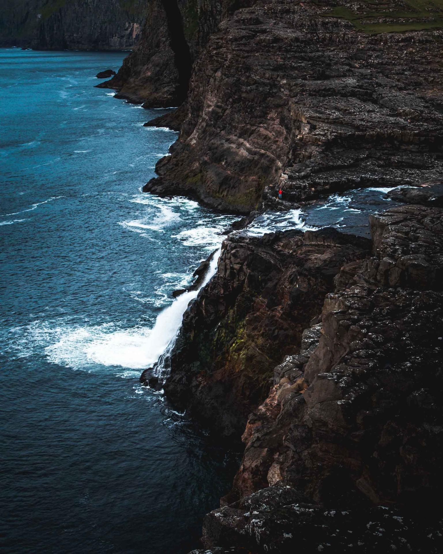 Färöer Küste