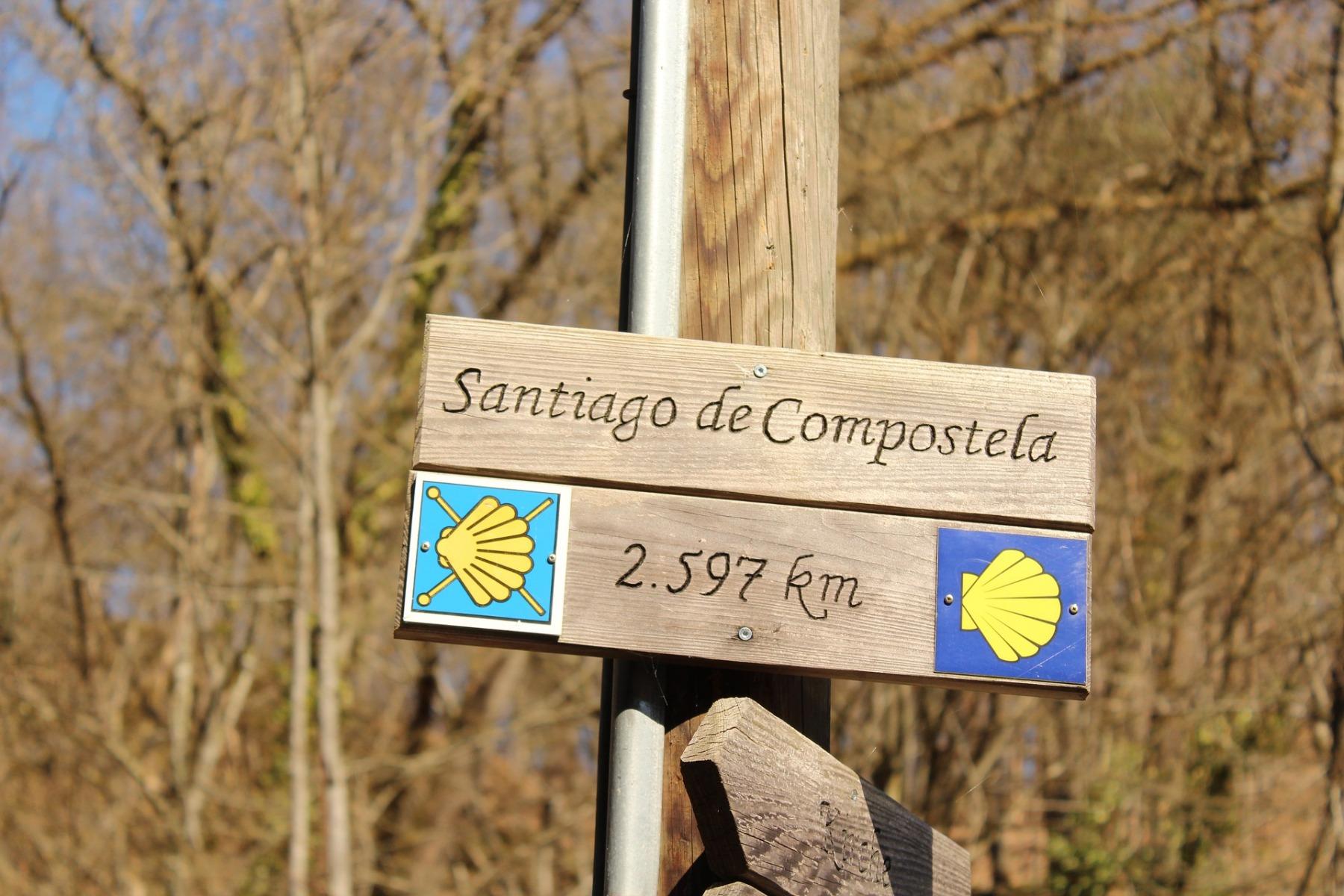 Ziel Santiago de Compostela