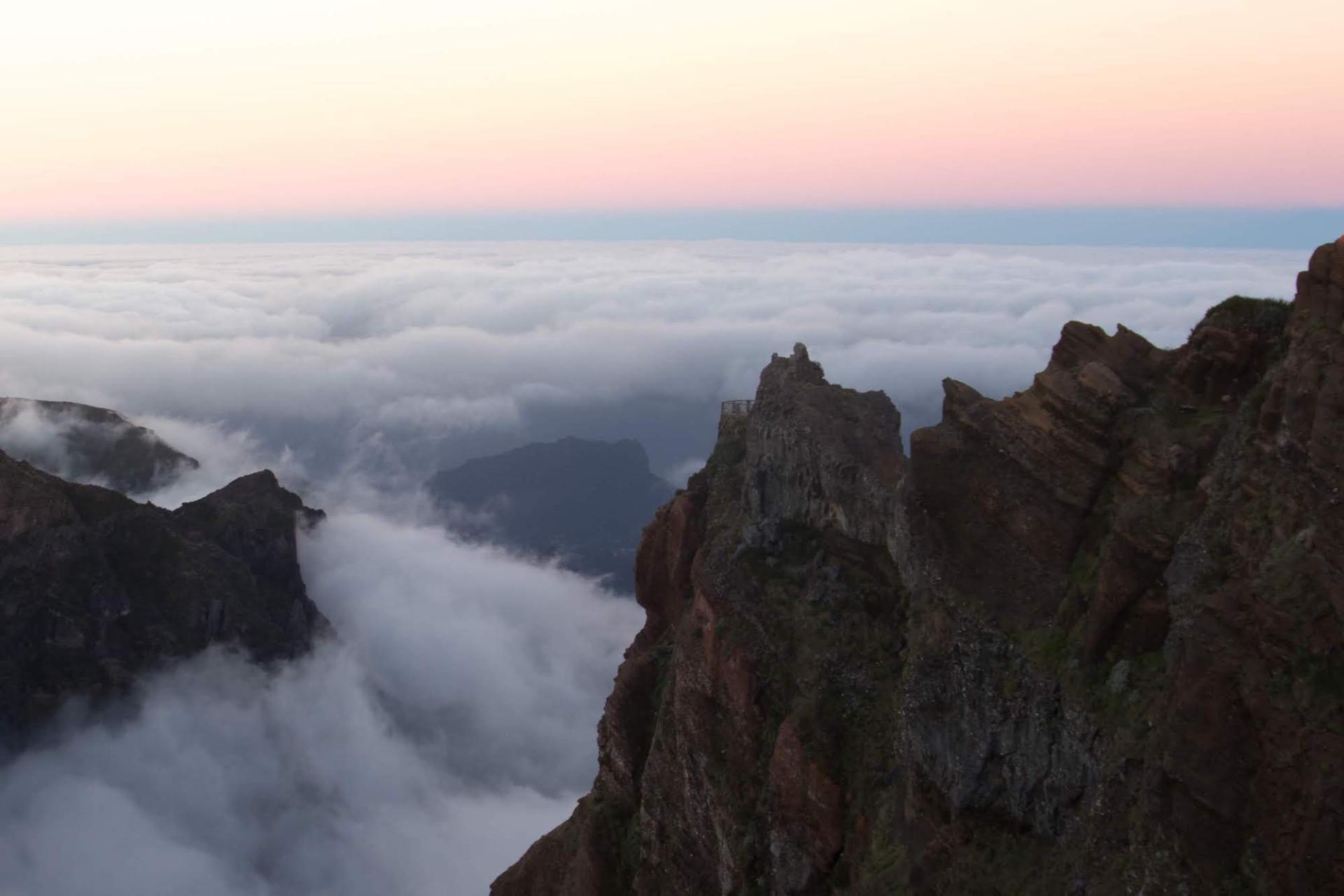 Nebel Madeira