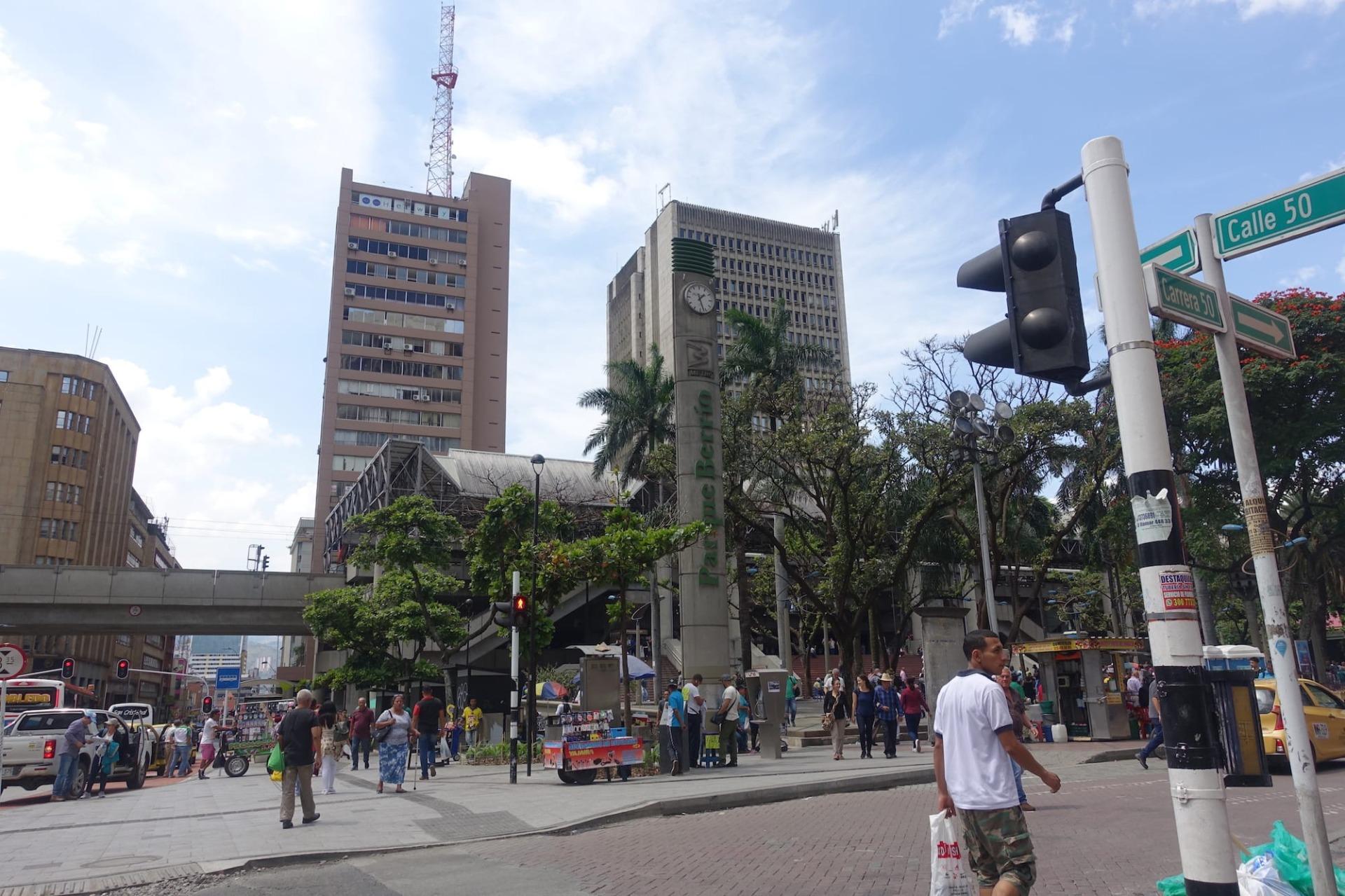 Medellin Zentrum