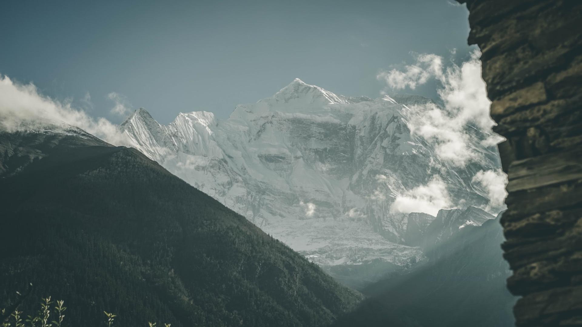 mächtiger Himalaya