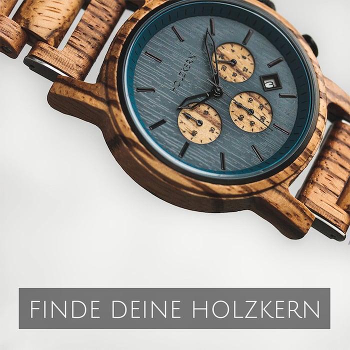 Holzkern - Blog /  Finde deine Holzkern