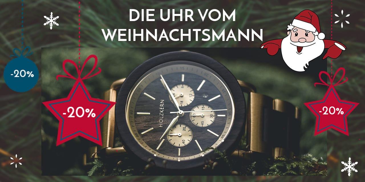 Die Uhr vom Weihnachtsmann
