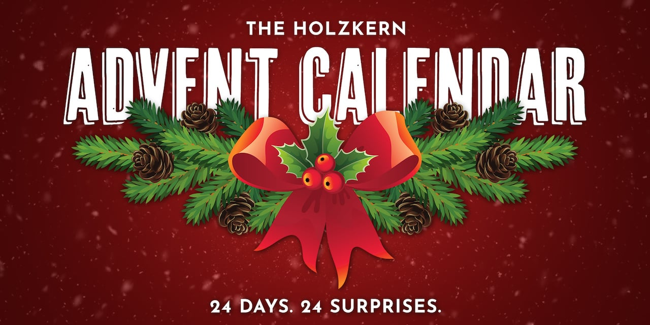 The Holzkern Advent Calendar 2019