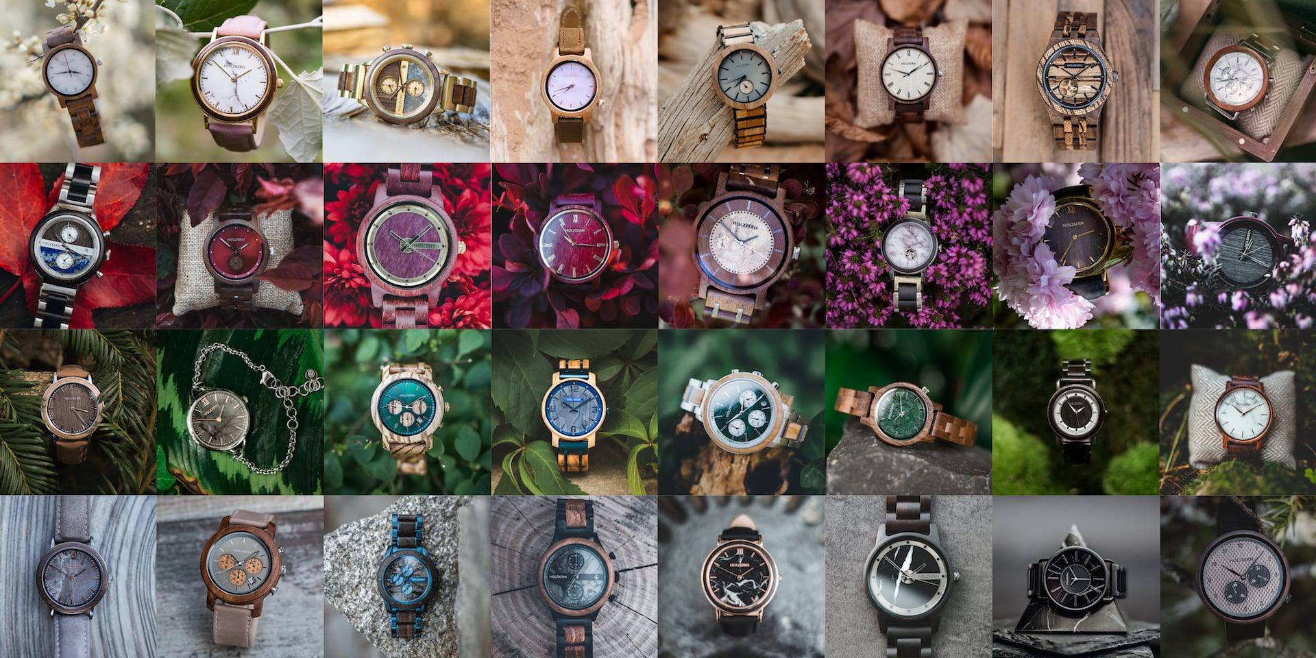 Año nuevo - reloj nuevo Holzkern 2