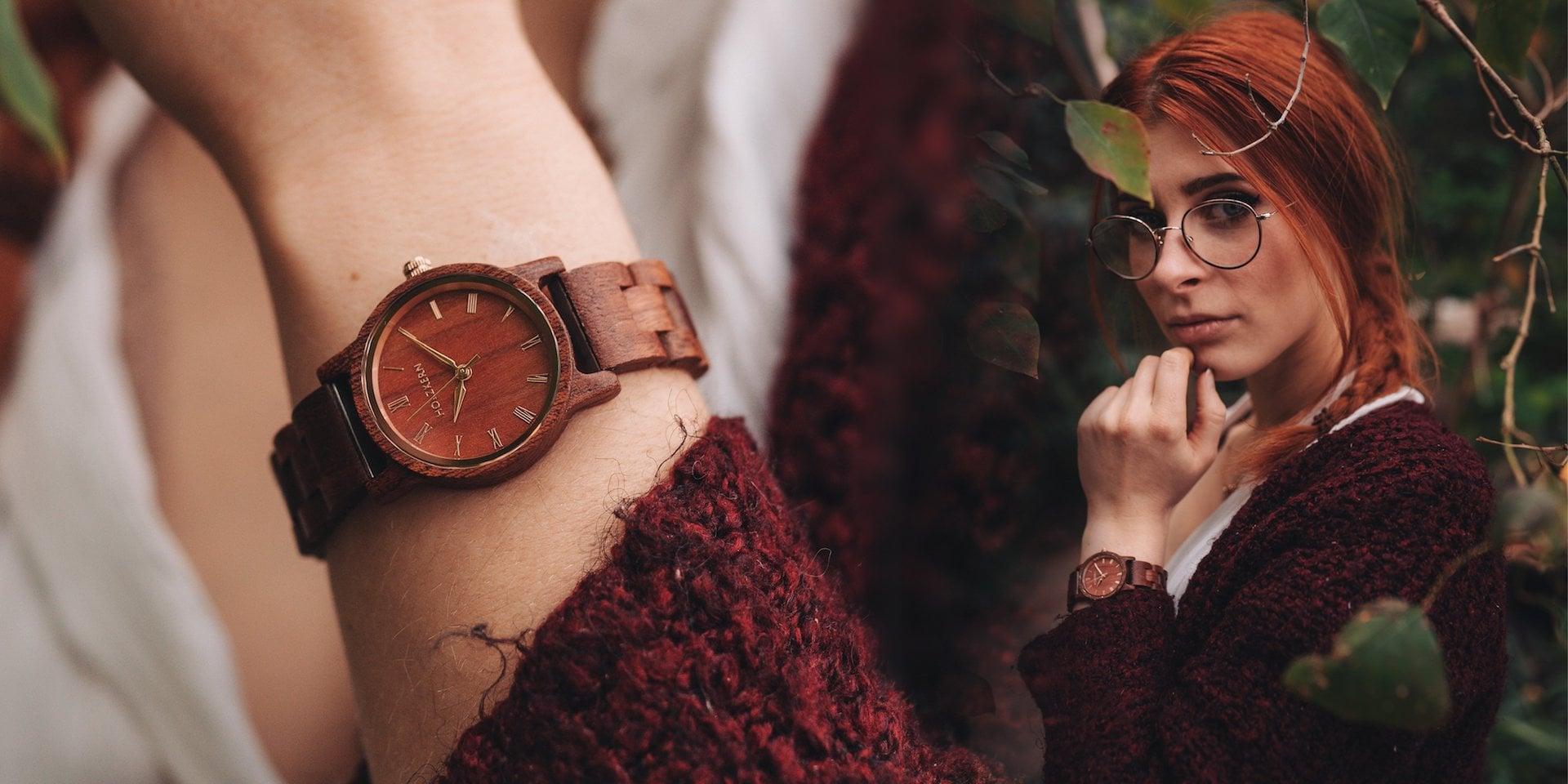 Año nuevo - reloj nuevo Holzkern 4
