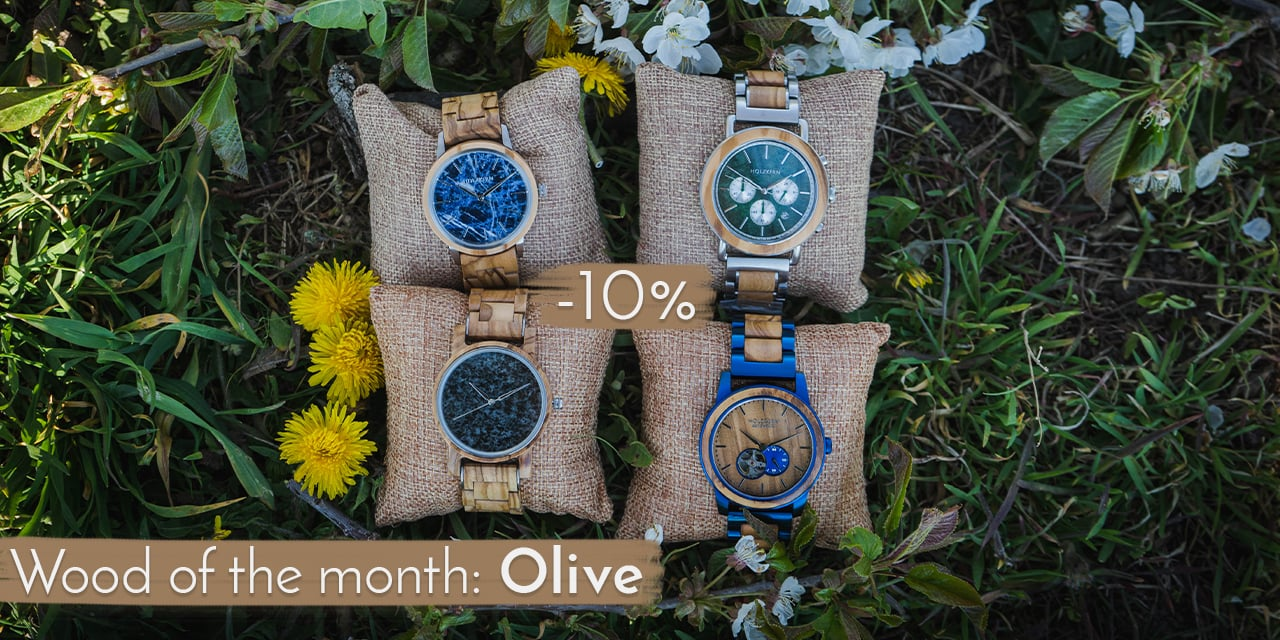Wood of the Month: Olive