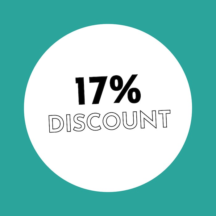 17% Discount Holzkern