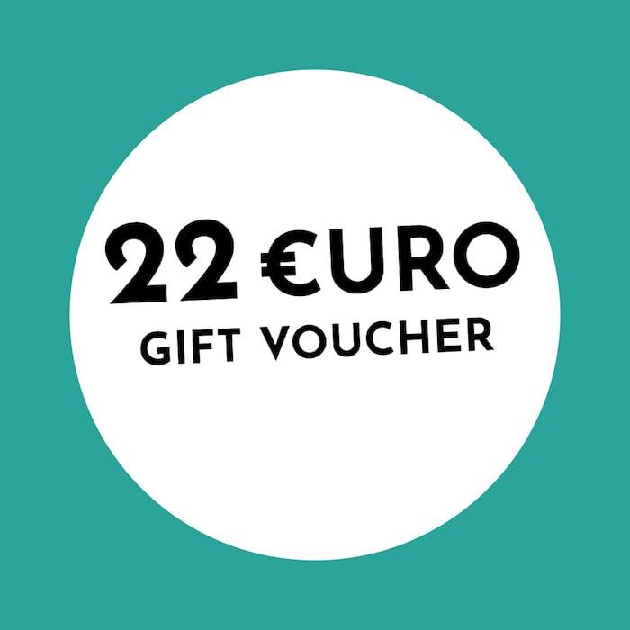€22 Voucher