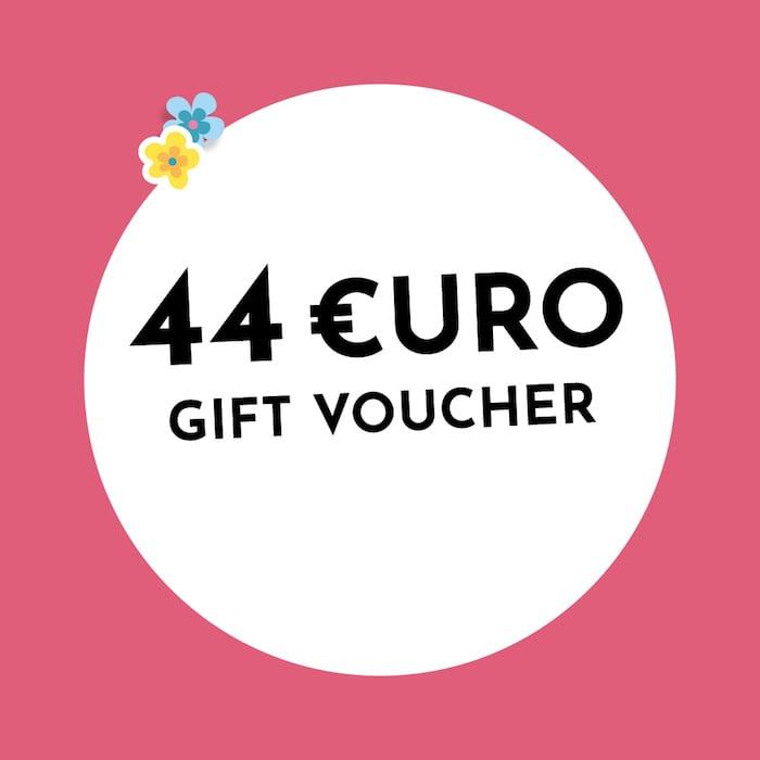 €44 Voucher