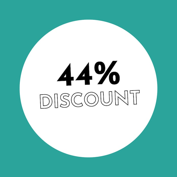 44% Discount Holzkern