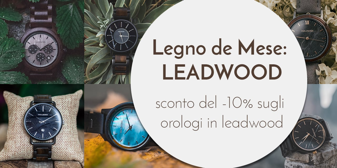 Legno del mese: Leadwood