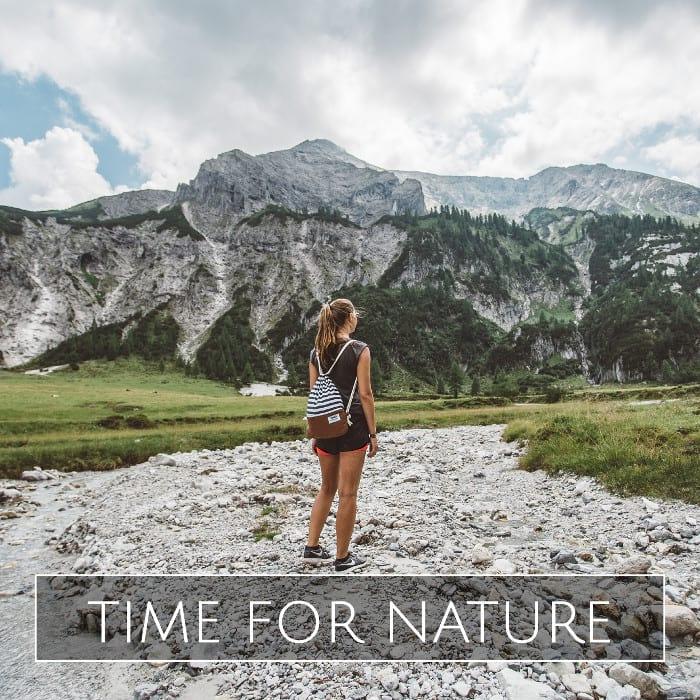 Holzkern - Blog / Time for Nature