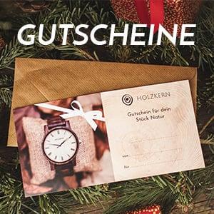 Geschenkgutscheine von Holzkern