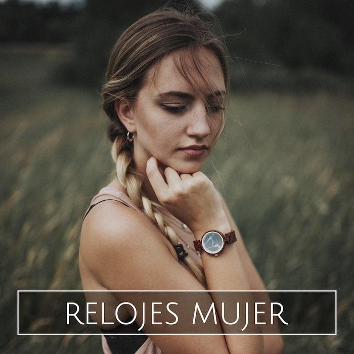 Holzkern Relojes para Mujeres