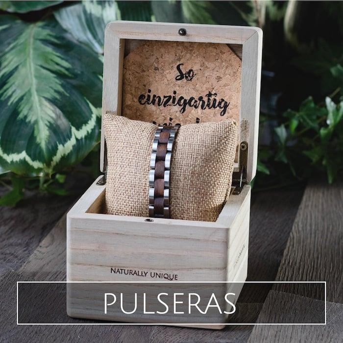 Holzkern Pulseras