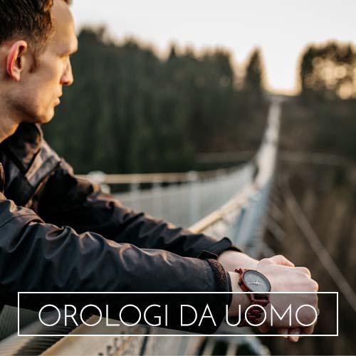 Holzkern Orologi da Uomo