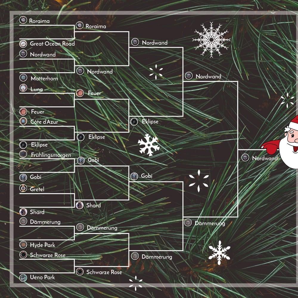 Die Uhr vom Weihnachtsmann 1