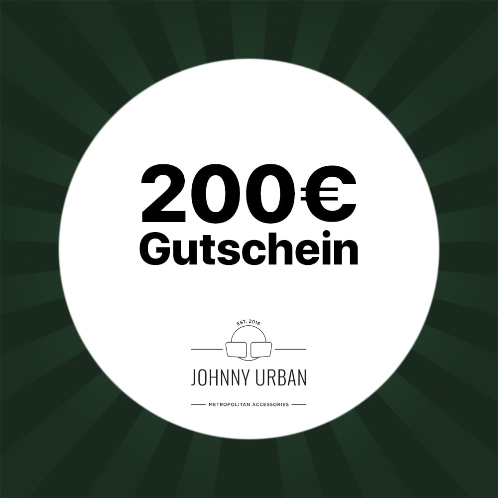 200€ Gutschein Johnny Urban