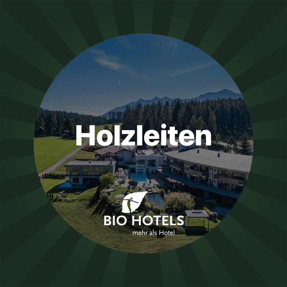 500€ voucher in Holzleiten's Bio-Wellnesshotel
